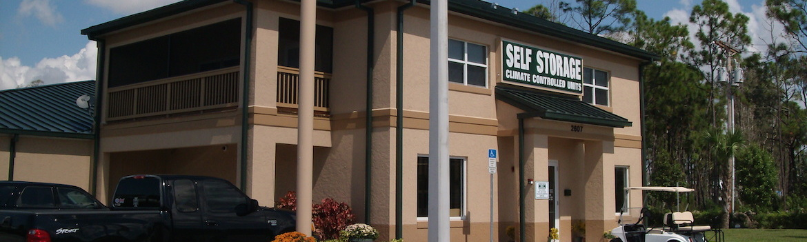 Champion Self Storage serving South West Florida